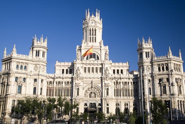 Palacio Cibeles Madrid Homeshare International